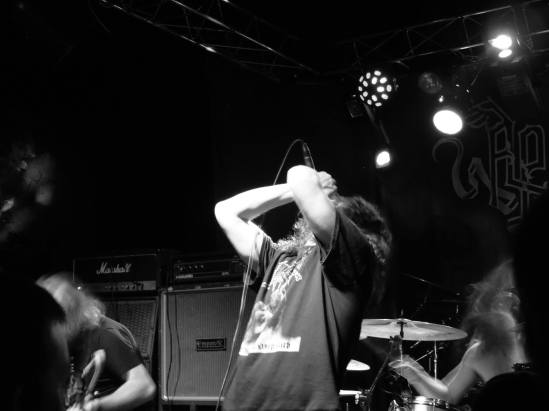 Inter Arma in Cleveland, 1 November 2013