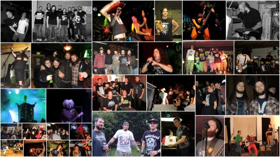 Photo Collage - 2013 Shows - by Mrs. Valley of Steel