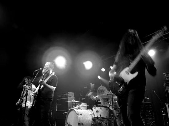 Pallbearer at the Rex Theater (Pittsburgh), October 2013