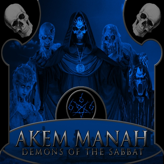 Demons Of The Sabbat cover