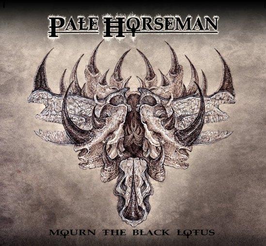 Pale Horseman - MournTheBlackLotus_cover