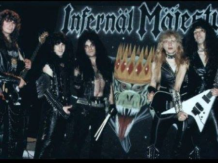 Infernal Majesty 87