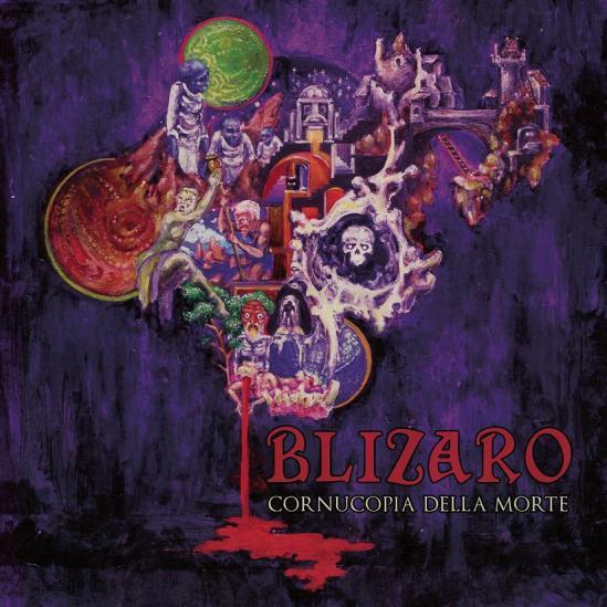 IVR056 - BLIZARO - Cornucopia della Morte