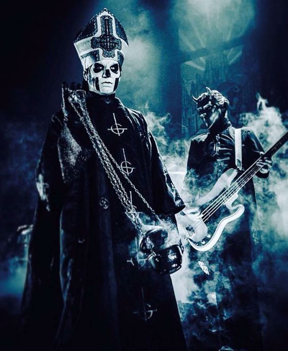 New Ghost LP Takes Inspiration from Mötorhead's Lemmy